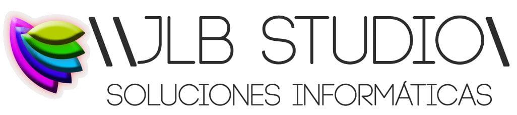 Logo Completo jlb Studio Soluciones informáticas
