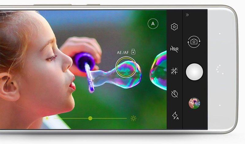 Smartphone BQ Aquaris U2 -13 megapixeles