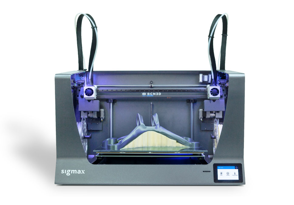 Impresora 3D SigmaX R19