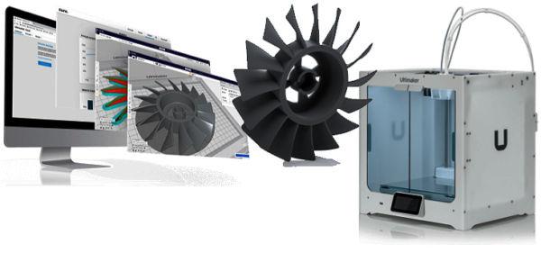 Impresoras 3D Ultimaker